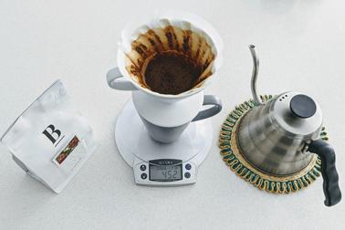 溫度,對於手沖咖啡的風味影響