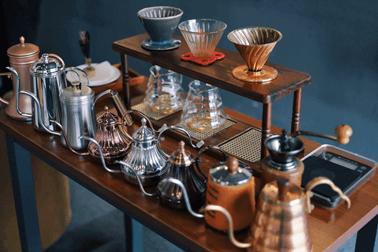 各式手沖咖啡濾杯怎麼選?一篇文章帶你看懂差異