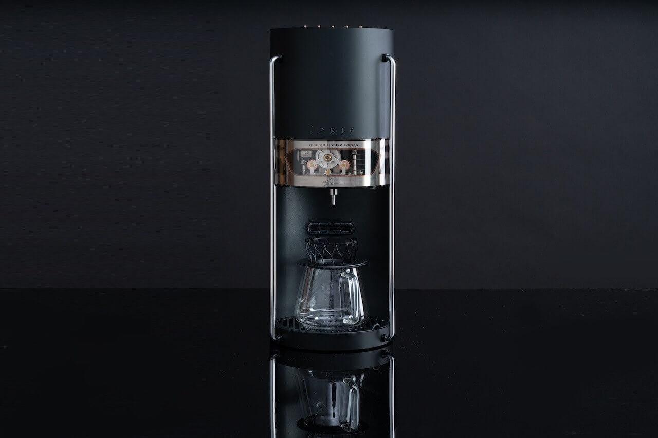 iDrip 精品限量聯名款智能手沖咖啡機 重磅登場