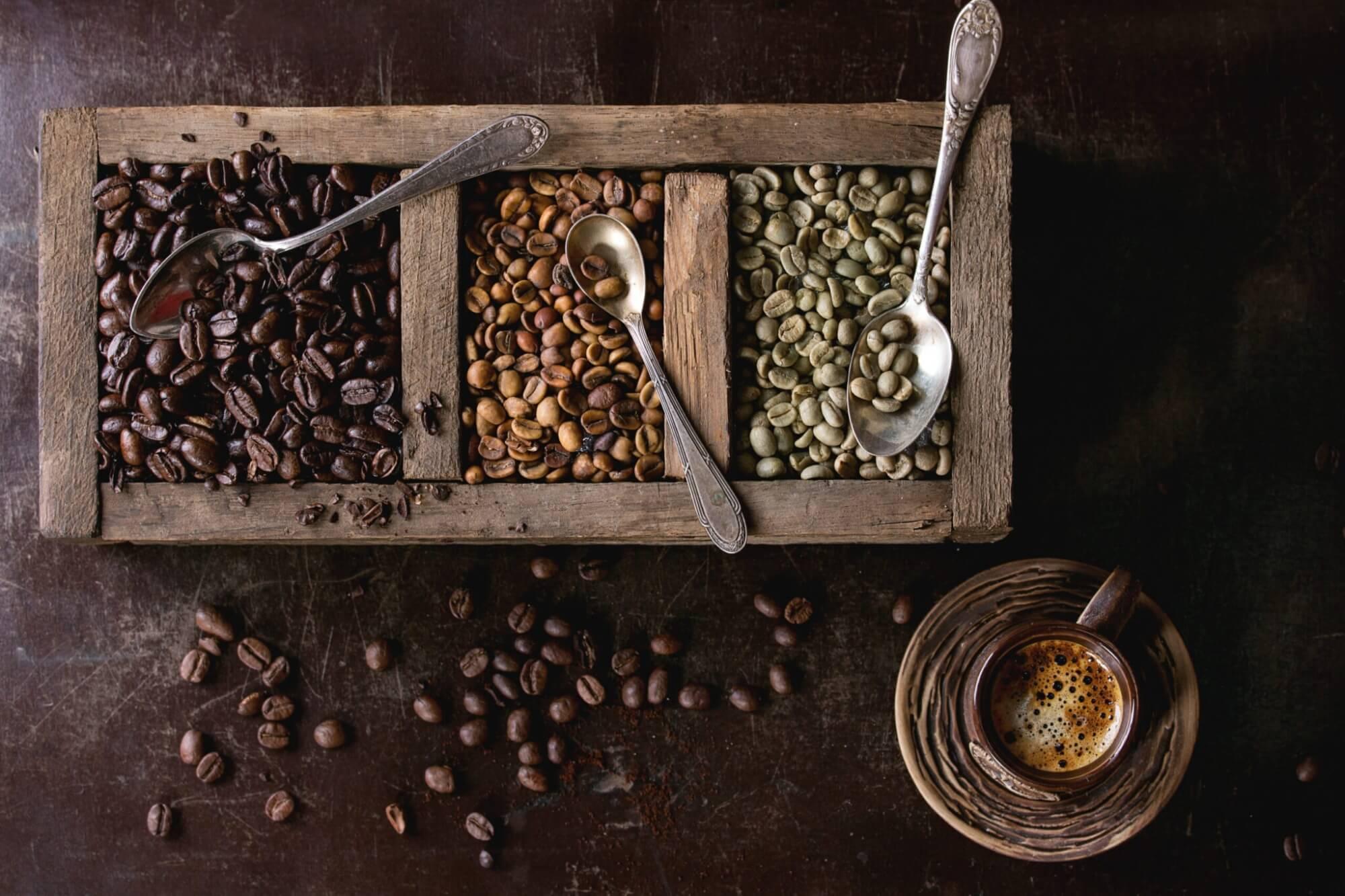 咖啡大師|咖啡豆烘焙程度與咖啡風味之影響?